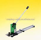Hot Selling High Precision Creasing Matrix Cutter / Bench Presser