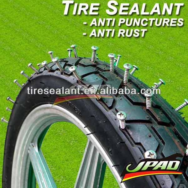 Anti Rust Motorcycle Puncture Repair Liquid Tyre Sealant