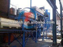 Hydraulic press machine to making coal briquette