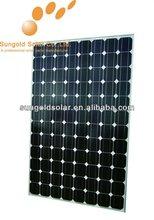 230W mono cheap stock solar panel,solar module.TUV,CE certificated