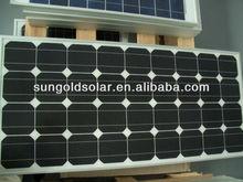 85W monocrystalline solar module solar panel