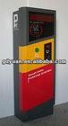 YAT609P automatic car parking ticket machine
