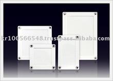 ABS or Polycarbonate Screw lid type enclosure IP67