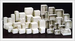 plastic enclosures for electronics IP67 (S type)