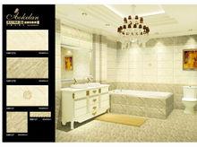 300*600mm 3D INK-JET Bathroom Internal floor& Wall Tile