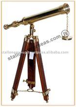 18 INCH Solid Brass Desk STALLONE-INDIA Telescope
