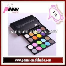 NEW Professional 20 Color Eyeshadow Make Up Kit/Cosmetics/Double stack Eyeshadow