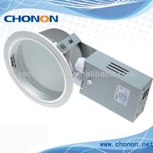 horizontal recessed downlight at PLC 26W & energy saving