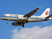 cheap air transport from China to Colombia