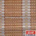boa qualidade de bambu curtaion largura do slat de bambu cortinas