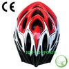 cool men helmets,new in-mold adult helmet,red bike helmet
