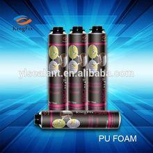 joint polyurethane foam filling insulation foam