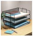 Maschen stapelbare tisch/schreibtisch veranstalter Dokument papier ablage