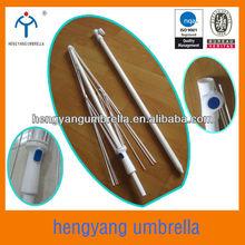 size 180cm beach umbrella frame