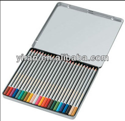 multi drawing box packing color pencil