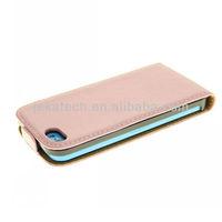 Untra Slim Leather Case for iphone 5C