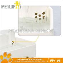 Bacia bebedor auto/bebedores para gatos/pet bebedouros e comedouros