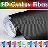 TeckWrap Wholesale Supply of Quality 3D Carbon fiber Vinyl