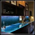 Vidro counterop/cozinha bancada/móveis de cozinha