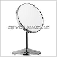 modern round dressing table mirror
