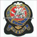 Exército rank insignia, cap insignia, ombro insígnias