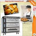 Baguette frech horno de panadería/infrarrojos horno de alimentos