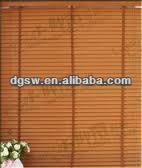 Slat wooden shutters