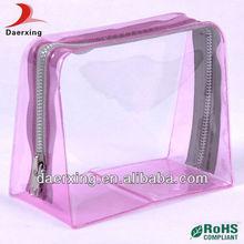 china manufacturer wholesale pvc shampoo packing bag