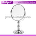 Design especial chrome cosméticos grande bolas de espelho