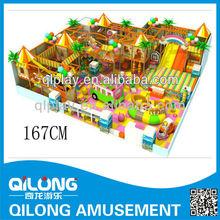 2014 Manufactory Made-In-China Nursery Kindergarten Kids Indoor Play Equipment
