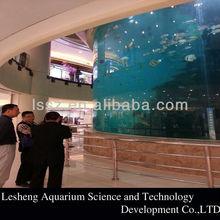 Hot Sell! Big Custom Acrylic Aquarium Tank Facory