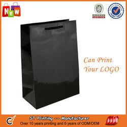 Matt&Glossy Paper shopping bag