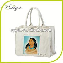 custom unique canvas tote bag