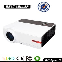 Hottest RD808 High Lumen Android Wifi Full HD 3D Led Projector House Theater Video Projector For Education Meeting Advertisement