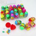 çin plastik yumurta oyuncak şeker/Shantou şeker oyuncak/oyuncak şeker tedarikçisi
