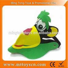Children eva foam cute lovely promotional wholesales cartoon caps