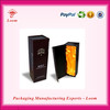 High quality paper packaging box for wine bottle carrier