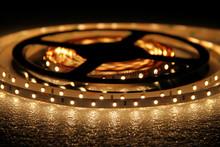 NEW Product High CRI Led Strip light 3528 high quality 4.8w/m 60leds/m High bright 12V DC warm white