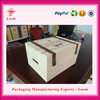 High Quality Customized Luxury Wooden Wine Box For Best