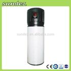 All in one heat pump external coil tank 150L 200L