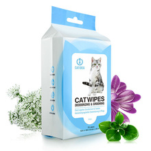 Pet Wipes Cat Dog Wipes Small