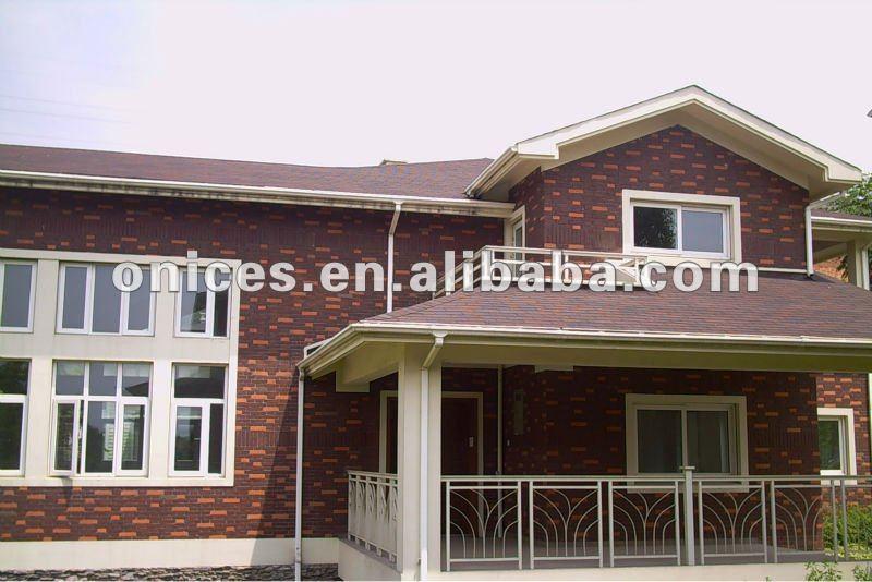 3-tab of asphalt roofing tile