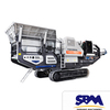 SBM German technical mining portable crusher