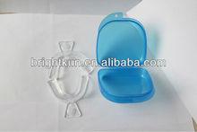 Blue Mouth Tray Box,Dental Mouth Tray Case