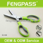 NEW DESIGN SCISSORS(OEM/ODM,FDA,LFGB) S2-1438