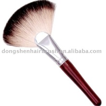 Silk Pro Dust Off Eye Make-Up or Excess Powder Finishing Fan Brush