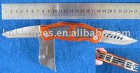 3 blade folding utility knife