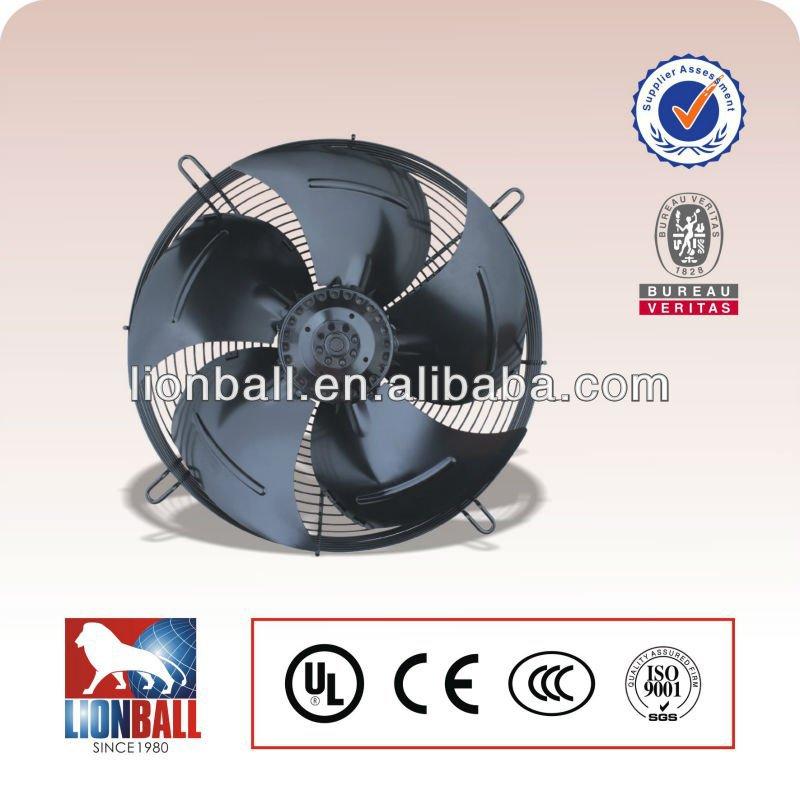 homologation ul ventilateur axial du moteur