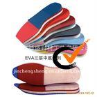 Comfortable EVA midsole