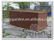foldable rattan wicker storage box SG4005-4